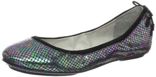 Cole Haan Womens Air Bacara Ballet Flat Black
