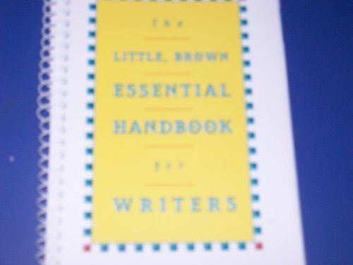 The Little, Brown Essential Handbook for Writers