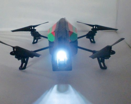Decoration Spotlight Connector Quadcopter Helicopter