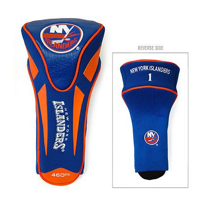 - Team Golf NHL New York Islanders Golf Club Single Apex Driver Headcover, Fits All Oversized Clubs, Truly Sleek Design