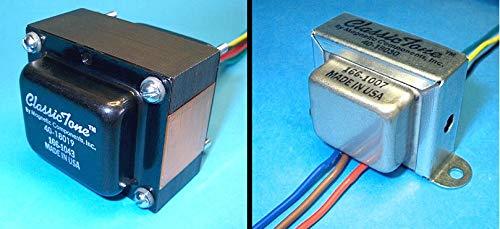 ClassicTone Tweed Champ Transformer Set, Power and Output, USA Made