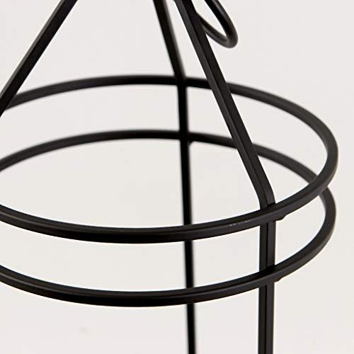 PY Fioriera in Stile Europeo Europeo Europeo Cortile Balcone in Ferro Flower Shelf Creative Home Geometric Landing Flower Rack | Caratteristiche Eccezionali  | Moda moderna ed elegante  | Negozio famoso  2cba5d