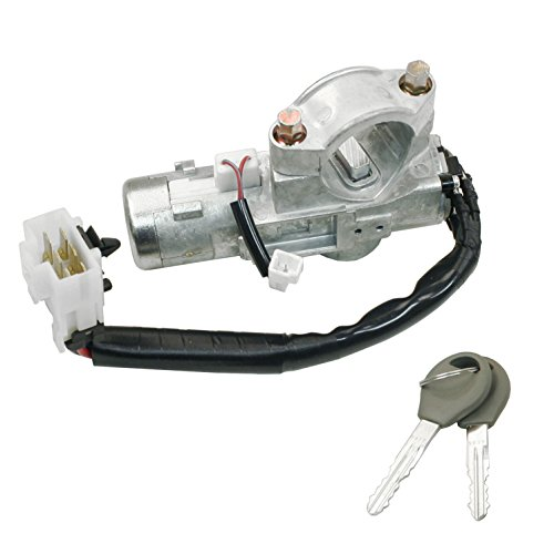 Nissan Ignition Switch - Beck Arnley 201-2064 Ignition Lock and Cylinder Assembly Switch