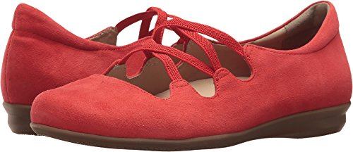 Earthies Red Clare Spicey Women's Premium Suede rtaqrw5xC