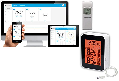 Ambient Weather Wireless Internet Remote Monitoring Station