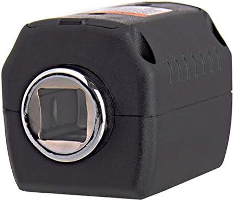 SNOWINSPRING デジタル高トルクレンチ1.5-30Nmアダプター1/4ドライブマイクロローター電子デジタルトルクメーター