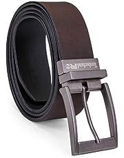 Timberland PRO Men's Harness Roller Reversible Leather Belt