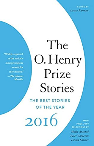 book cover of The O. Henry Prize Stories 2016
