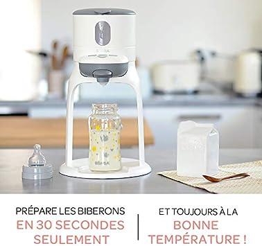 B/éaba Pr/éparateur de Biberon Instantan/é BibExpresso Gris