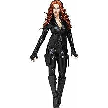 Fun World Midnight Ops Womens Black Widow Halloween Costume