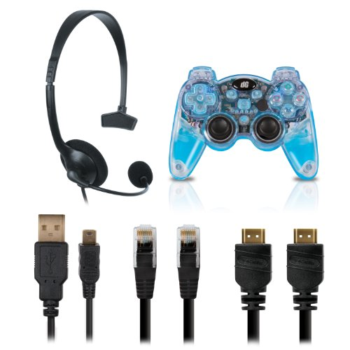 Lava Controller - PlayStation 3 5-In-1 Expansion Pack