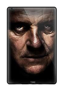 Ipad Mini/mini 2 Hard Back With Bumper Silicone Gel Tpu Case Cover Anthony Hopkins
