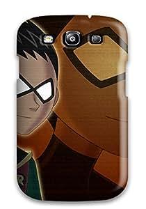 Rolando Sawyer Johnson's Shop 8197452K30099455 Galaxy Cover Case - Robin Protective Case Compatibel With Galaxy S3