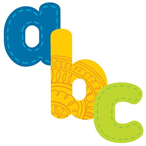 Carson Dellosa Boho Lowercase EZ Letters (130069) (Lower Bird)