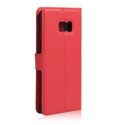 Funda Samsung Galaxy Note7 ,Manyip Caja del teléfono del cuero,Protector de Pantalla de Slim Case Estilo Billetera con Ranuras para Tarjetas, Soporte Plegable, Cierre Magnético(JFC10-7) H