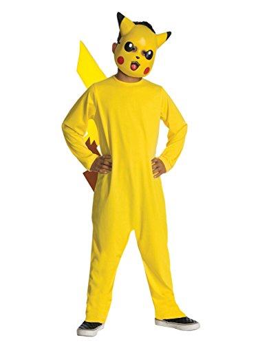Rubie's Pokemon Pikachu Child Halloween Costume