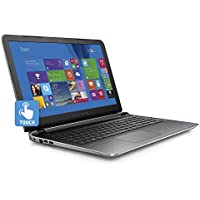 "HP Full HD Touchscreen 15.6"" Pavilion Notebook: Intel i5-5200U Processor, 1920 x 1080, 8GB Memory, 1TB Hard Drive, Super Multi DVD Burner, Wireless, Bluetooth, Win 8.1"