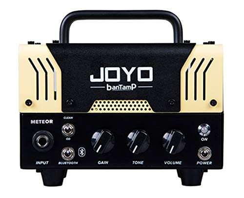 JOYO Meteor 20 Watt Mini Tube Head in new banTamP Series. New and Nice!