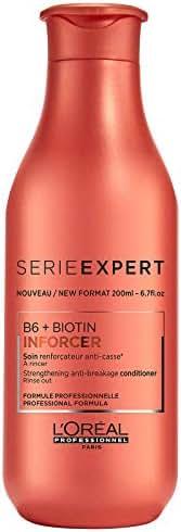 L'Oreal Professionnel Serie Expert - Inforcer B6 + Biotin Strengthening Anti-Breakage Conditioner 200ml/6.7oz