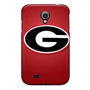 Hot Tpu Cover Case For Galaxy/ S4 Case Cover Skin - Grambling State Tigers