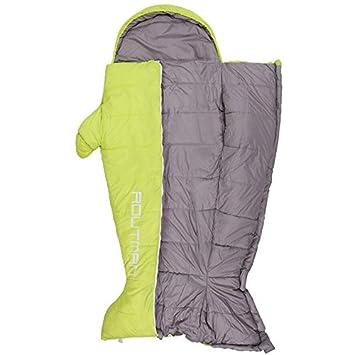 TTYY Saco de Dormir Momia Otoño e invierno espesado Conservación de calor interior Súper ligero portátil acampar al aire libre , green: Amazon.es: Deportes ...