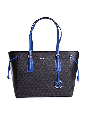 Michael Kors Blue Handbag - 2