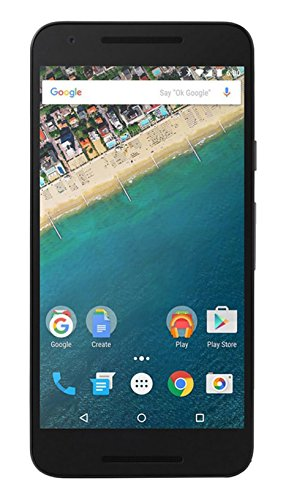 Nexus 5X -H791 32GB GSM Factory Unlocked Smartphone - Quartz White - LG LG-H791