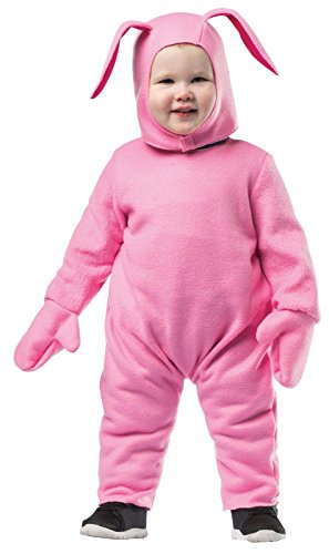 [Christmas Bunny Childrens's Costume Infant Infant 18-24M] (Ralphie Easter Bunny Costume)