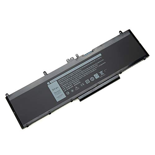 Amanda WJ5R2 Battery Replacement for Dell Precision 3510 Series 4F5YV 11.4V 84Wh