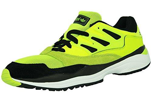 adidas Originals Torsion Allegra X Mens Trainers Q20344 Running Sneakers Shoes (UK 8 US 8.5) Yellow ()