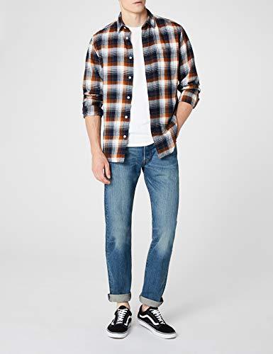 501 Original Jeans hook Levi's 1307 Bleu Homme 1dU5wqx