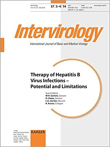 German book download Therapy of Hepatitis B Virus Infections - Potential and Limitations PDF