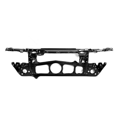 CarPartsDepot 417-12362, Radiator Core Support Assembly Primed Black