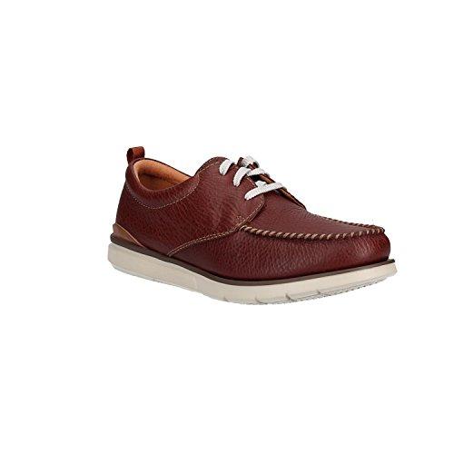 Clarks Shoes Vertriebs GmbH Damen Edgewood Mix Halbschuh Braun