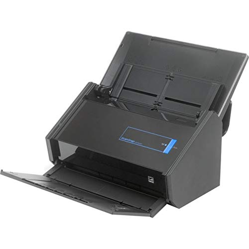 ScanSnap iX500 Sheetfed Scanner - 600 dpi Optical