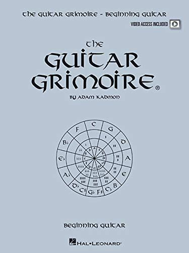 The Guitar Grimoire: Beginning Guitar