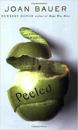 Peeled: Joan Bauer: 9780142414309: Amazon.com: Books