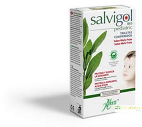 Aboca Salvigol Bio Pediatric 30 Tablets