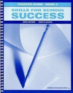 Skills for School Success Book 3 Teacher Guide