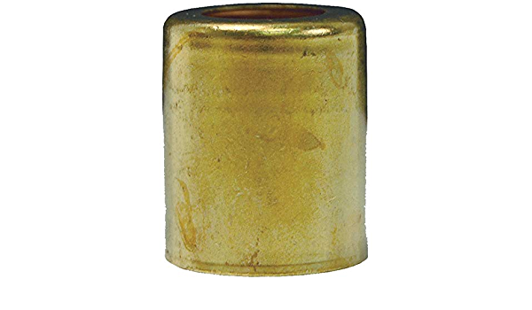 Dixon BFM656 Brass Fitting Ferrule for Medium Weight Hose Pack of 50 0.656 ID x 1 Length