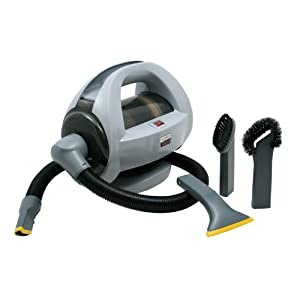 Carrand AutoSpa 94005AS Bag less Auto-Vac Hand-Held Vacuum