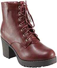 f8f3ebde0b4ee Brash Tanner Lace-Up Combat Boots - Shoeaholics Anonymous Shoe Blog
