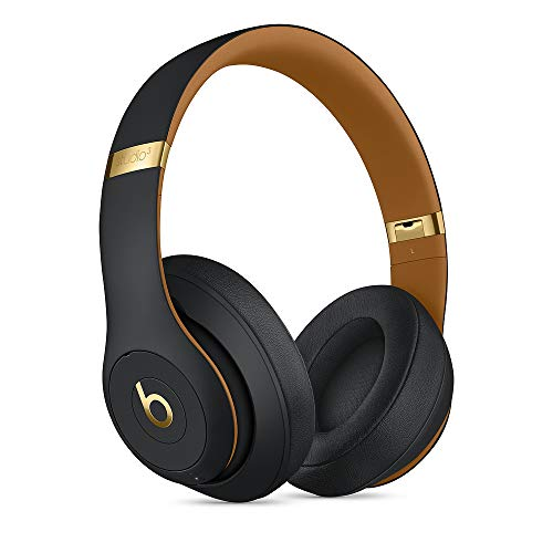 Beats Studio_3 Wireless Headphones The Skyline Collection with Carrying  Case (Midnight Black)