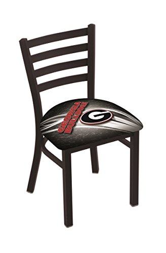 Holland Bar Stool Officially Licensed L004 University of Georgia G Logo Chair, 18