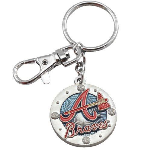 MLB Atlanta Braves Impact Keychain