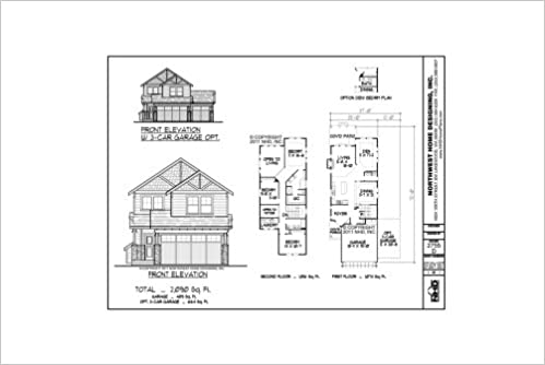 Home Plan Blueprints Package Design Nhd 2755 D Two Story Home