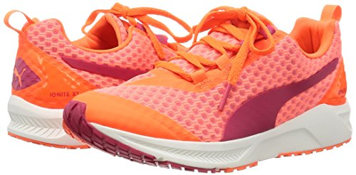 Peach Xt fluo Orange rose Chaussures De Fitness Puma Ignite white Red Femme Core zxwF8xq6n4