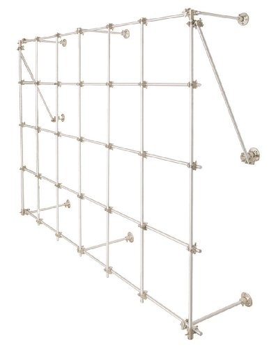 Talboys 916196 Fiberglass Labjaws Extra-Large Lab-Frame, Horizontal/vertical Mount, 72