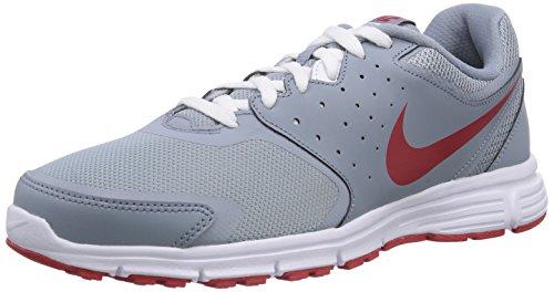 Nike Revolution EU 706583, Herren Laufschuhe Grau (Dove Grey/University Blue-White)