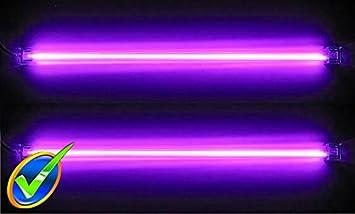 80MM UV Blue Fan Assembly UV Cold Cathode CCFL